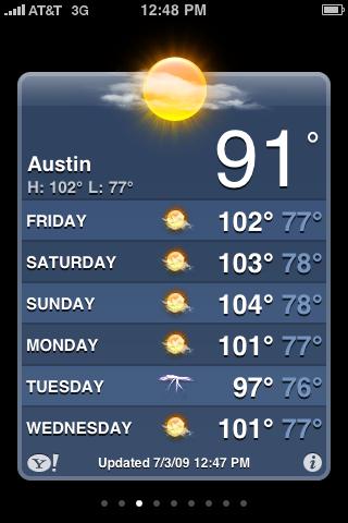 Hot n Austin!