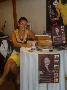 Book Signing at LL Beanery