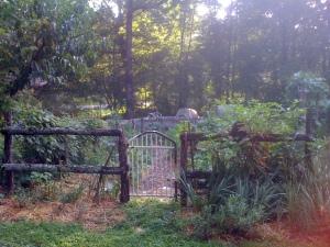 The Garden Gate*