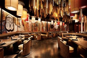 Sushi Samba Strip & Sugarcane Lounge, Vegas