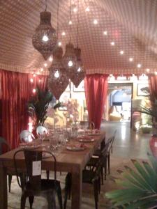 A Gypsy Faire Tent Fete!