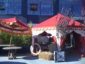 Harvest Tent
