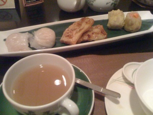 Afternoon Tea & Dim Sum