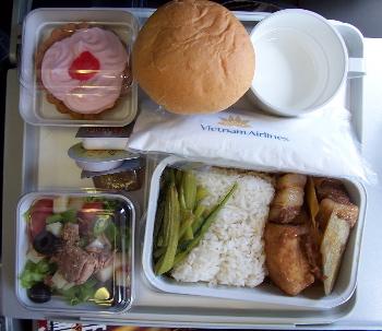 Plane Food on Airplane Food 2