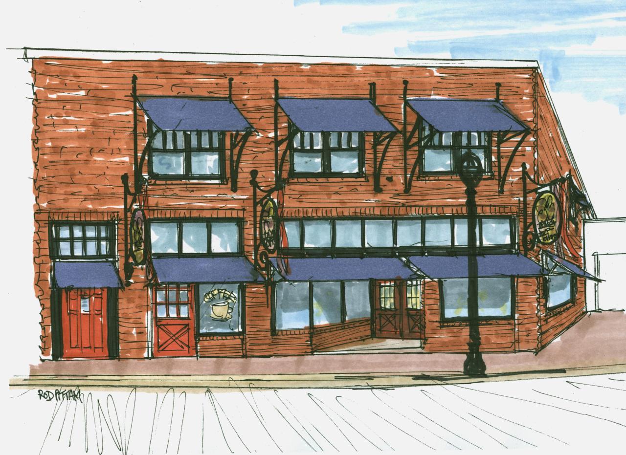 Martyn House Inn, Coffee Bar & Culinary Center