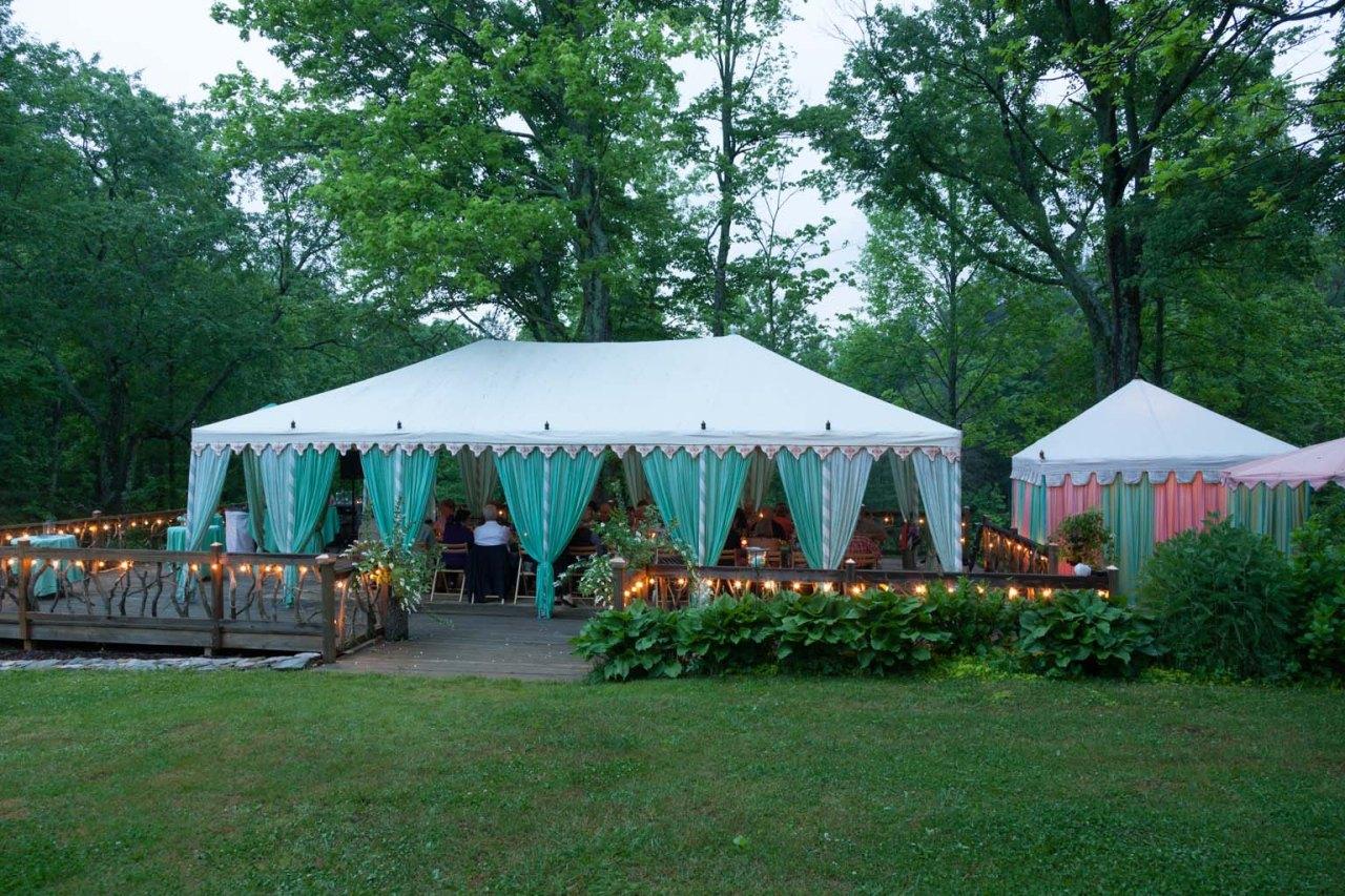 Buckingham Tent