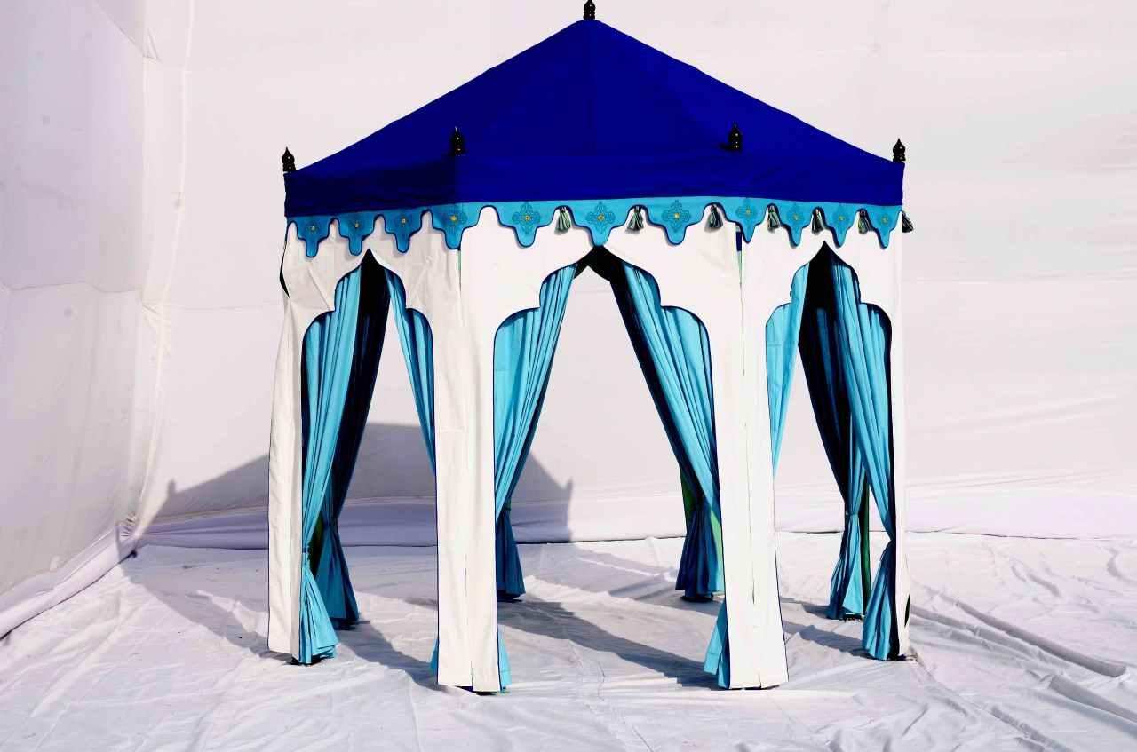 Gyspy Faire Tents on One Kings Lane!