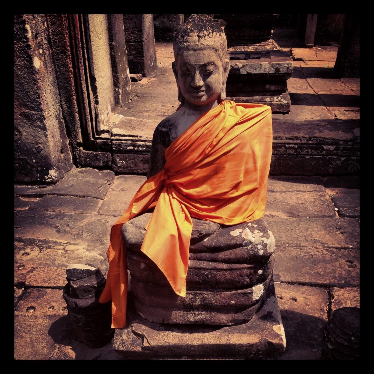 An Auspicious Buddha